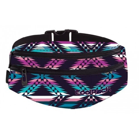 Saszetka / nerka / torba na pas CoolPack MADISON PINK MEXICO CP 1057