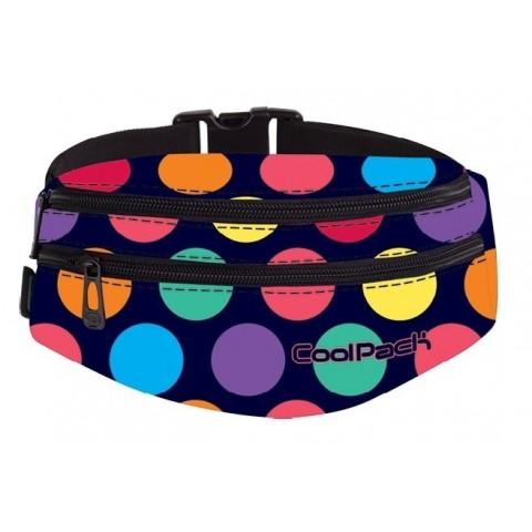 Saszetka / nerka / torba na pas CoolPack MADISON LOLLIPOPS CP 1056