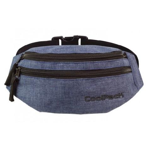Saszetka / nerka / torba na pas CoolPack MADISON SNOW BLUE CP 860