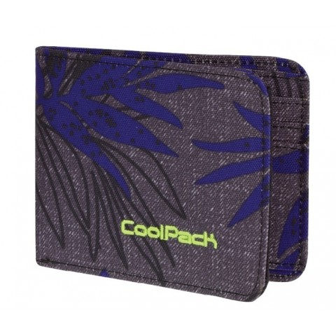 Portfel CoolPack CP Patron PALM LEAVES 975