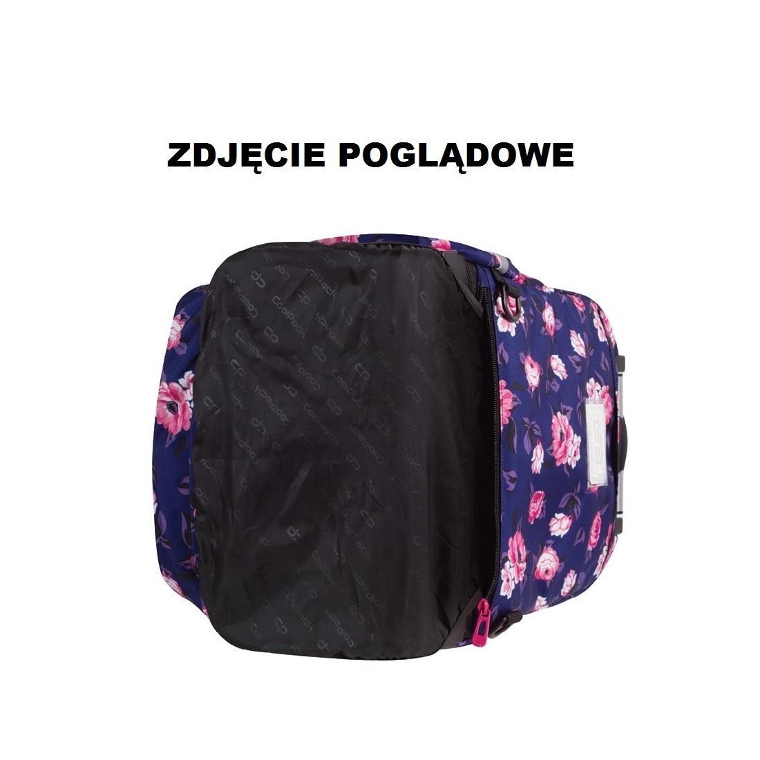 c085c9278728e ... Plecak na kółkach CoolPack CP JUNIOR BOHO ELECTRA 782 Aztecki dla  dziewczyny - zielone
