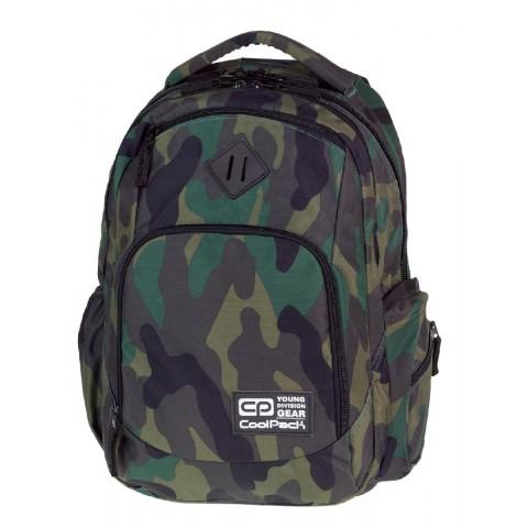 Plecak młodzieżowy COOLPACK CP - BREAK MORO CAMOUFLAGE 880 CLASSIC