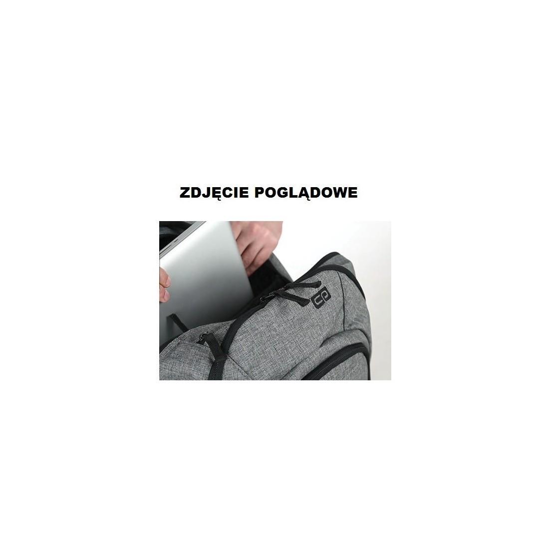 77dd45f90eeed Plecak młodzieżowy CoolPack CP Mercator Snow Purple dla dziewczyny - plecak -tornister.pl