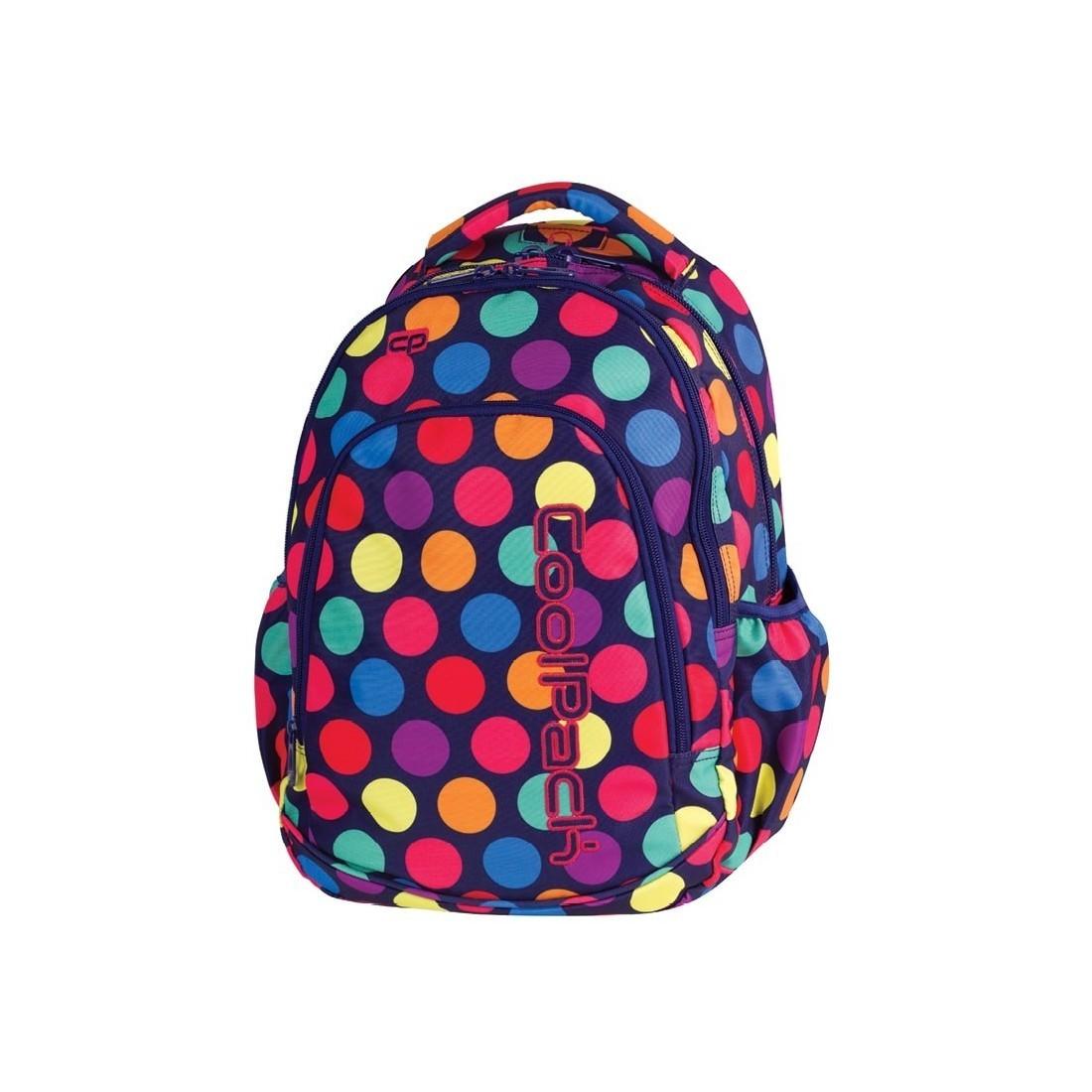4b72f5f690a1b Plecak szkolny CoolPack 1059 Lollipops dla dziewczynki - plecak ...