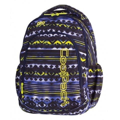 Plecak dla pierwszoklasisty CoolPack CP PRIME 1060 TIE DYE BLUE