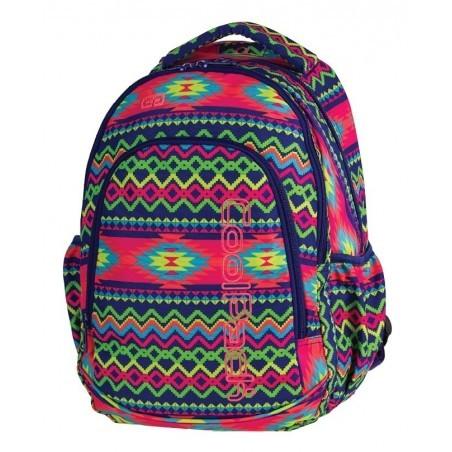 58dd3fed6fc12 CoolPack CP PRIME BOHO ELECTRA Aztec Boho plecak dla pierwszoklasisty azteckie  wzory - 1061