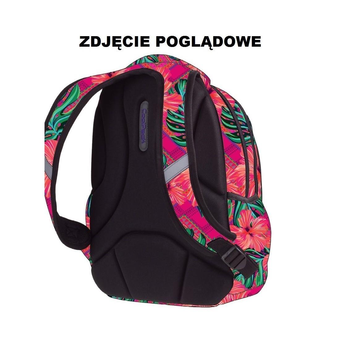 d694700beb0dd ... CoolPack CP PRIME BOHO ELECTRA Aztec Boho plecak dla pierwszoklasisty azteckie  wzory - 1061