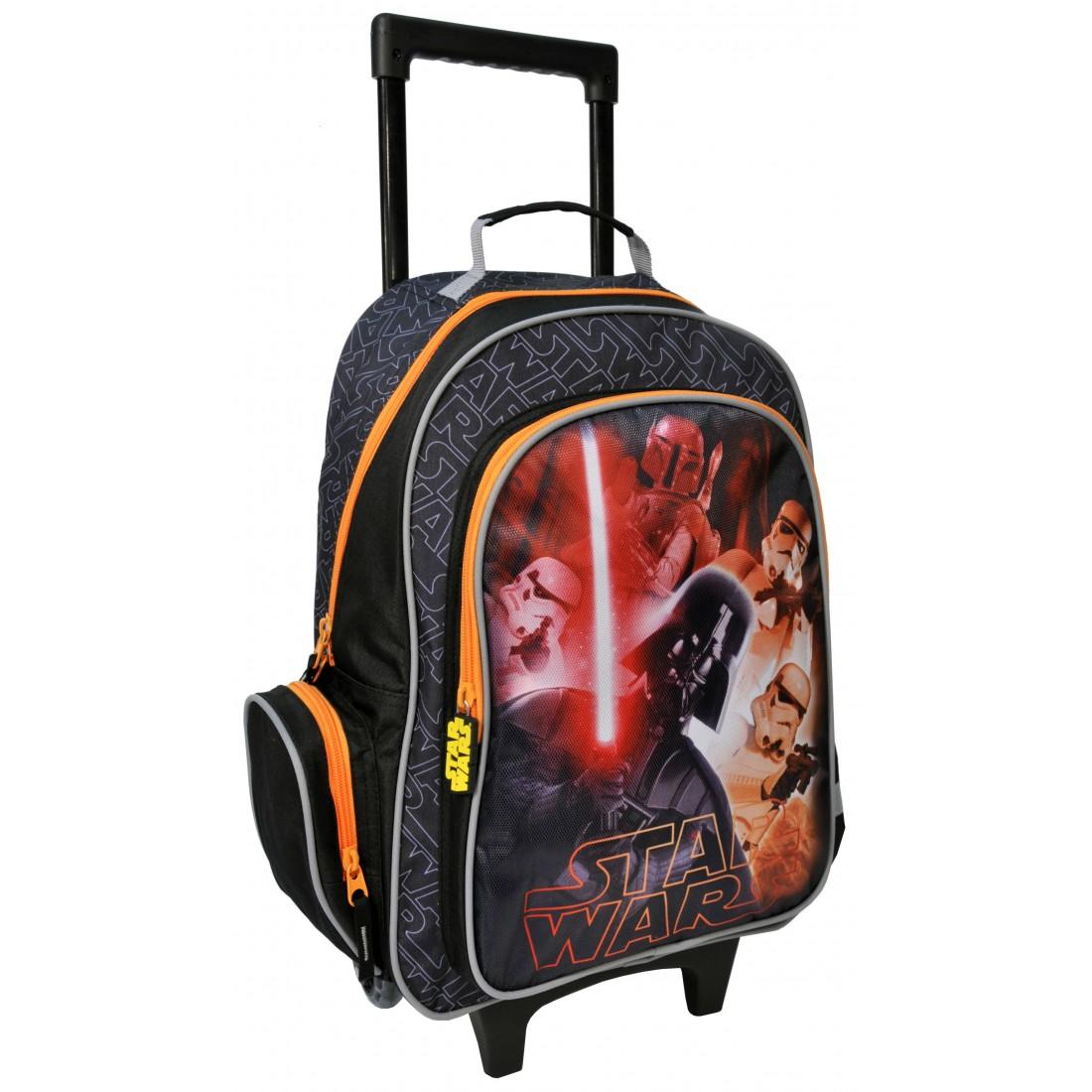 Plecak na kółkach Star Wars