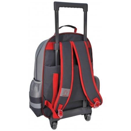 Plecak na kółkach w Auta Cars