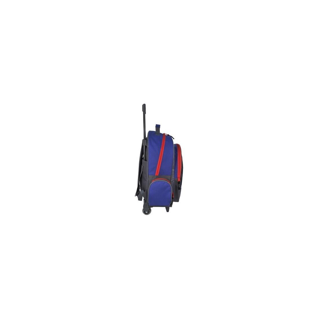 Plecak na kółkach Spider Man - plecak-tornister.pl