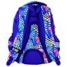 Plecak młodzieżowy 06 ST.RIGHT FLAMINGO PINK&BLUE flaming niebieski