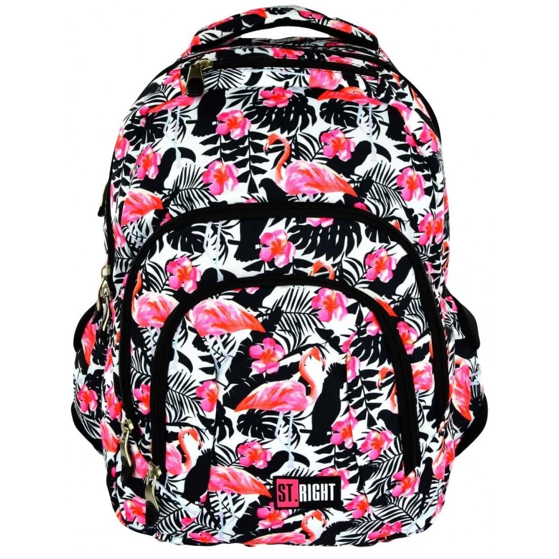 3afe133d60899 Wybierz modny i przemyślany plecak szkolny ST.RIGHT i zobacz ile da Ci  radości!