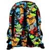 Plecak młodzieżowy 23 ST.RIGHT SKATEPARK kolorowy skate