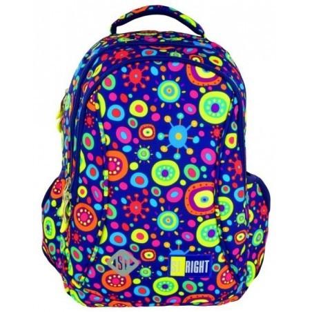 ebfbe21789367 Plecak szkolny do pierwszej klasy 26 ST.RIGHT Jelly dla dziewczynki ...