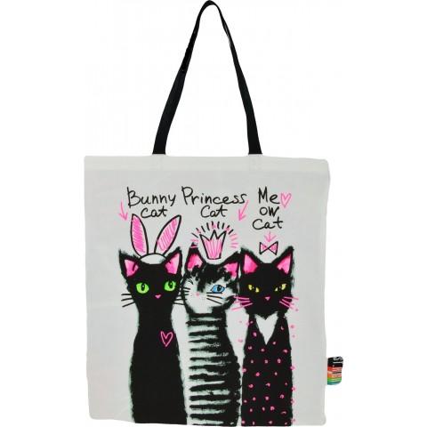 Torba / szoperka ST.RIGHT - CATS koty
