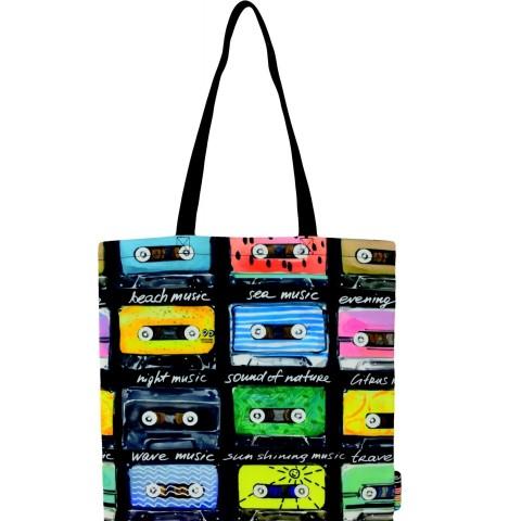 Torba / szoperka ST.RIGHT - CASSETTES kasety magnetofonowe