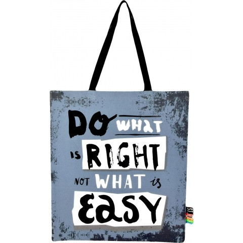 Torba / szoperka ST.RIGHT - DO WHAT IS RIGHT