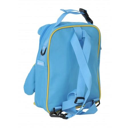 Plecak Przedszkolny Sowa Niebieski Torebka