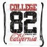 Worek / plecak na sznurkach ST.RIGHT CALIFORNIA