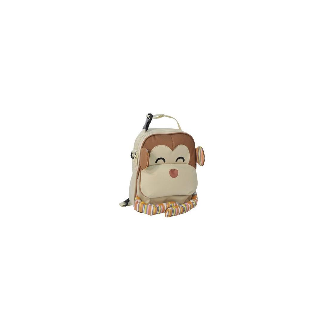 Plecak Przedszkolny Małpka
