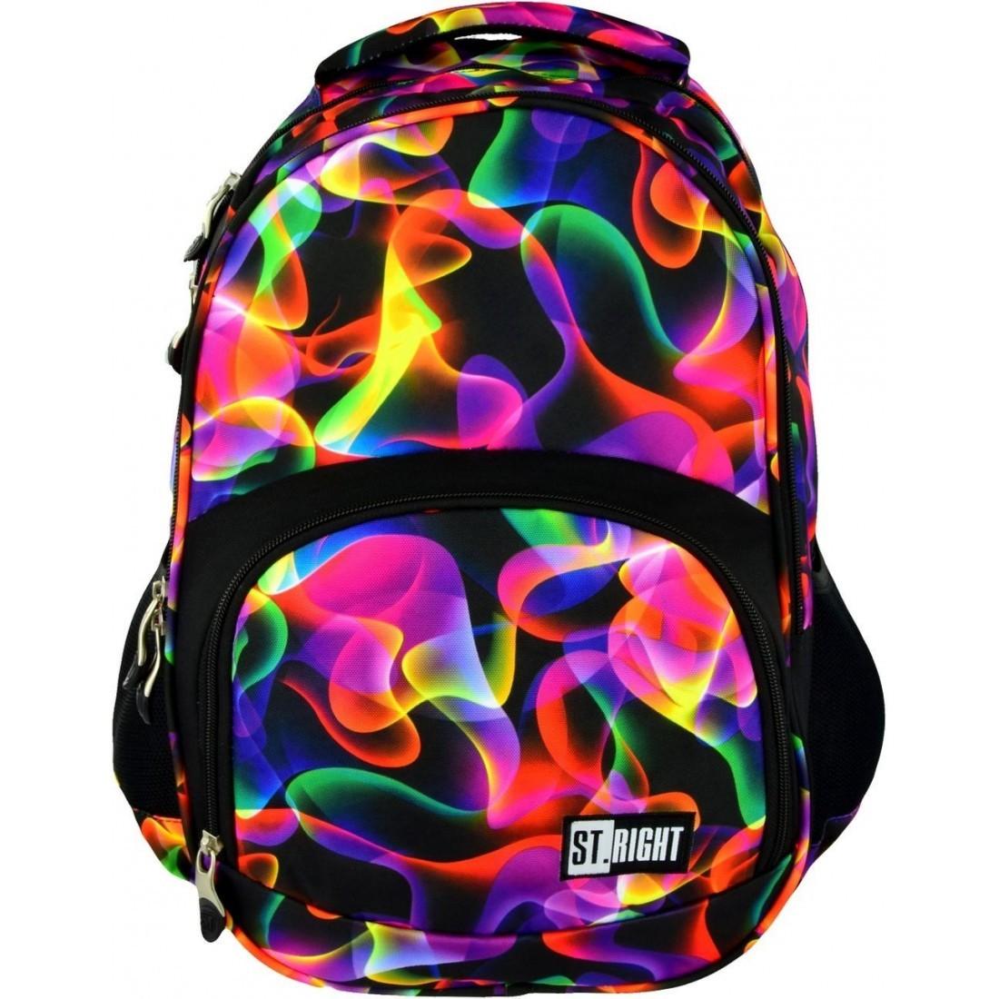 e059d7e6b174c Wybierz superlekkii wygodny plecak szkolny ST.RIGHT i ciesz się  udogodnieniami jakie Ci proponuje!