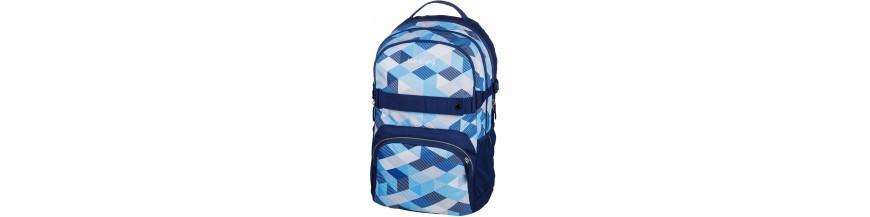 Plecaki szkolne Hertitz Cube dla dzieci i młodzieży