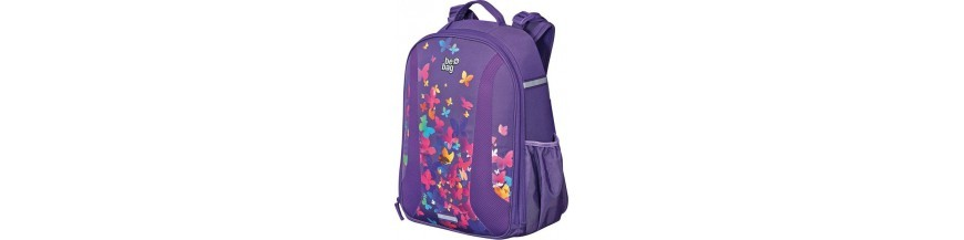 Plecaki szkolne Herlitz Airgo be.gag butterfly