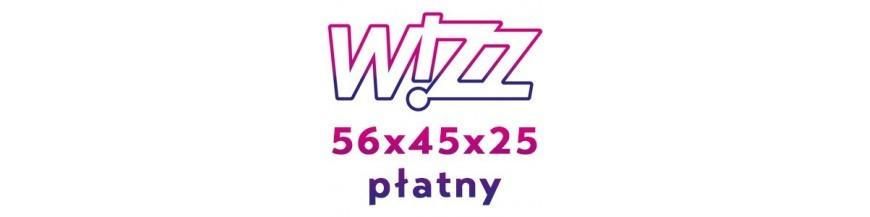 Torby i bagaż podręczny Wizzair 56x45x25