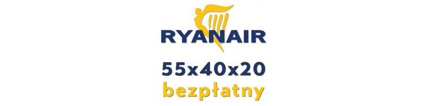 Torby i bagaż podręczny Ryanair 55x40x20