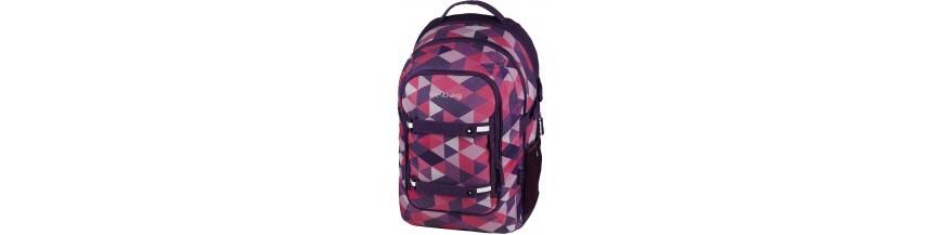 Plecaki szkolne Hertitz Beat dla dzieci i młodzieży