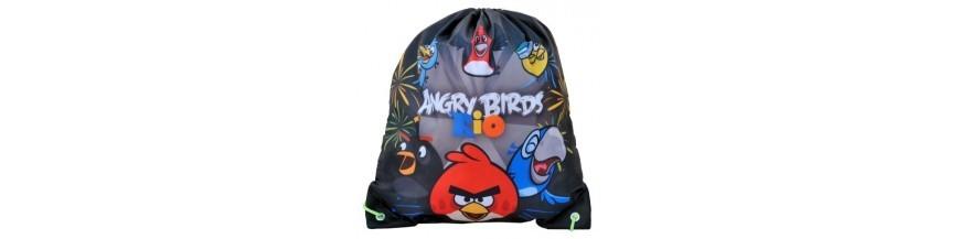 Worki i plecaki na buty,kapcie dla dzieci do szkoły i przedszkola