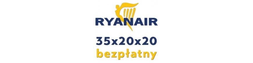 Torby i bagaż podręczny Ryanair 35x20x20