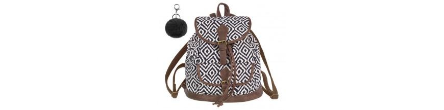 Plecaki vintage - miejskie plecaki dla młodzieży w stylu retro
